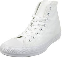 Converse Chuck Taylor All Star Hi - White Monochrome