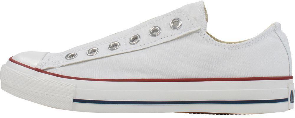 6913d4a94412c5 Converse Chuck Taylor All Star Slip - Weiß (1V018) günstig kaufen