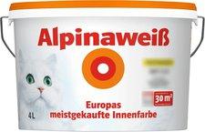 Alpina Farben Alpinaweiß Innenfarbe 4 Liter