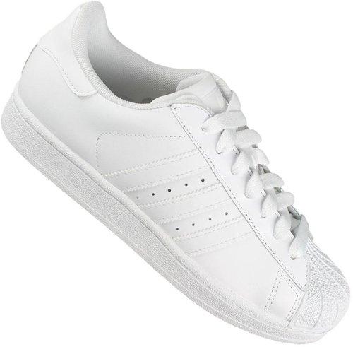 Adidas Superstar 2 weiß/weiß