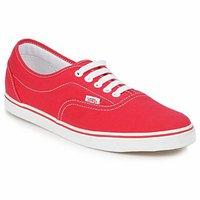 Vans LPE red/white