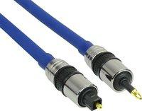 InLine 89918P Premium Opto Mini-Toslink / Toslink (10m)
