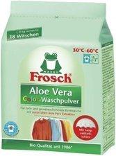 Frosch Aloe Vera Color-Waschpulver (1,35 kg)