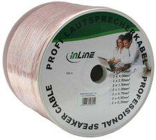 InLine 98400C Lautsprecherkabel 2x 4mm² (100m)