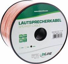 InLine 98250T Lautsprecherkabel (50,0m)