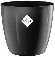 Elho Brüssel Diamond 18x18cm schwarz