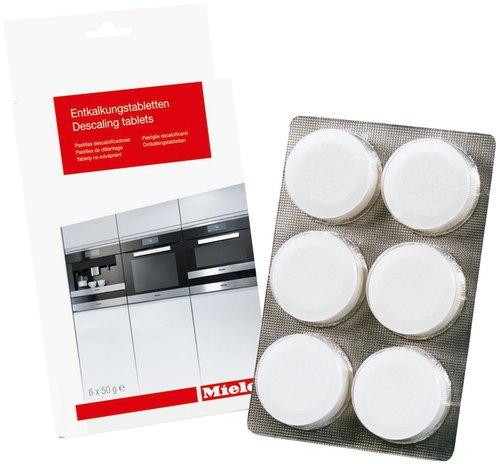 miele entkalkungstabletten f r kaffeevollautomaten online kaufen. Black Bedroom Furniture Sets. Home Design Ideas