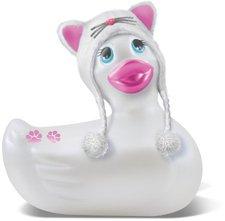 Big Teaze Toys I Rub My Duckie Hoodie Kitty weiß