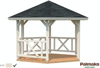 Palmako Betty Holzpavillon 3,89 x 3,37 m
