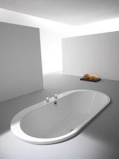 Hoesch Design Foster Ovalbadewanne 190 x 98 cm