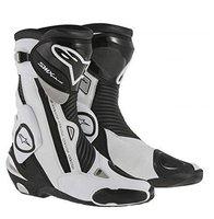 Alpinestars S-MX Plus Boot schwarz/weiss