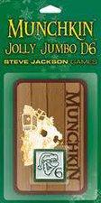 Steve Jackson Games Munchkin Jolly Jumbo D6 rot