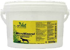 cd Vet MicroMineral Pulver (3000 g)