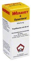 Biokanal Dysenteral 8 Tropfen Vet. (20 ml)