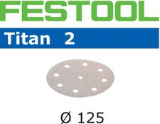 Festool Schleifscheibe Titan 2, Ø 125 mm (492966)