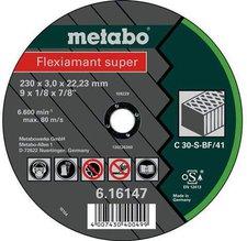 Metabo Flexiamant Super Stein C 30-S 180 x 3 x 22,23 mm (6.16143.00)
