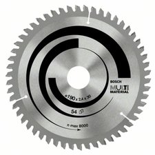 Bosch Kreissägeblatt Multi Material 200 x 30 mm (2608640510)