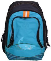 Lässig 4Kids Mini Backpack Big shark ocean