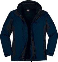Jack Wolfskin Cold Valley Men Jacket Night Blue
