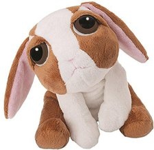 Russ Berrie Hase Nibbles 25 cm
