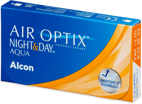 Ciba Vision Air Optix Aqua Night & Day -2,75 (6 Stk.)