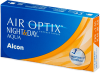 Ciba Vision Air Optix Aqua Night & Day (6 Stk.) +1,75