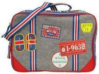 Oilily Flags & Plates Kinder-Reisetasche ( OES3214)