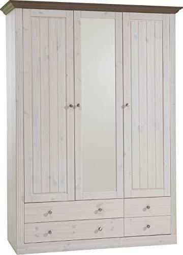 Steens Furniture Ltd Steens Kleiderschrank Monaco (3 trg.)
