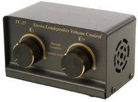 Valueline SPSWITCH-1 2fach Lautsprecher Schalter
