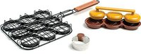 Charcoal Companion Mini-Burger-Set