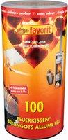 Favorit Fix Feuerzünder 100 Beutel