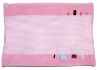 Snoozebaby Happy Dressing Wickelauflage Elephant Pink (45x70 cm)
