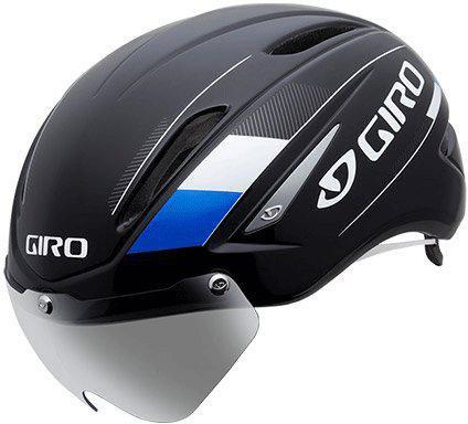 Giro Air Attack Shield schwarz-blau