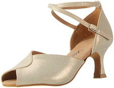 Diamant Dance Shoes Latein Tanzschuh (119-077-330)