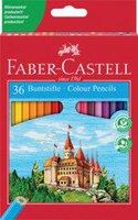 Faber-Castell Eco-Farbstifte 36 Stück