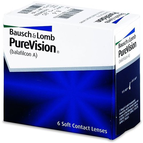 Bausch & Lomb PureVision Spheric (6 Stk.) +1,50