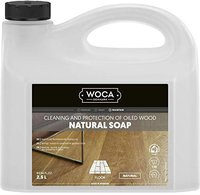 WOCA Holzbodenseife Natur (2,5 L)
