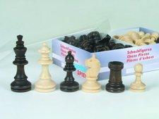 Weible Spiele Bohemia Schachfiguren (01121)