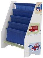 Worlds Apart Bücherregal im Fahrzeug-Design für Jungen (66EEY01)