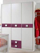 Wimex Wohnbedarf Kleiderschrank Jette (3-türig)