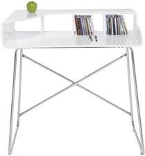 Kare Studiosus Laptop-Tisch (hochglanz/weiß)