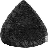 Magma Heimtex Fluffy L schwarz