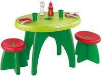 Ecoiffier Garten-Kindersitzgruppe