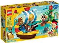 LEGO Jake und die Nimmerlandpiraten Piratenschiff Bucky (10514)