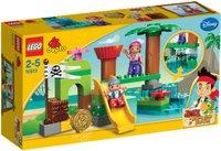 LEGO Jake und die Nimmerlandpiraten - Nimmerland-Versteck (10513)