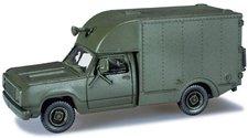Herpa Dodge M880 1,25 to. 4x4 Sanitätskoffer (700610)