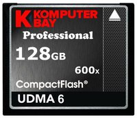 Komputerbay Compact Flash 128GB 600X
