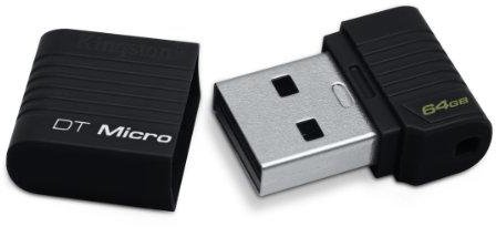 Kingston Data Traveler Micro 64GB