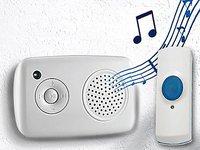 Freetec IMP-34 Funk-MP3-Türklingel
