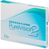 Bausch & Lomb PureVision 2 HD (3 Stk.) +2,75